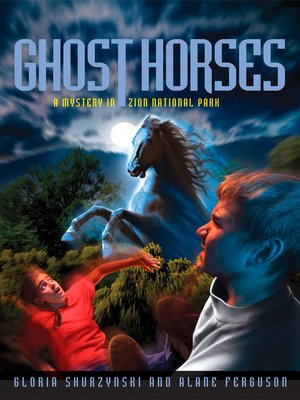 cover image of Ghost Horses
